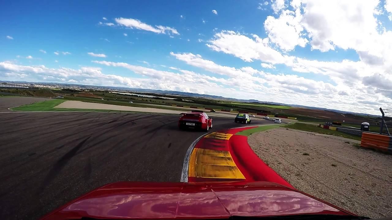 Circuito Motorland : World series by renault. circuito de motorland aragón rodada