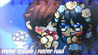 [MMV COLLAB/HBD] Never Had