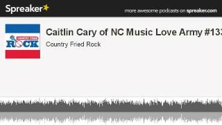 Watch Caitlin Cary In A While video