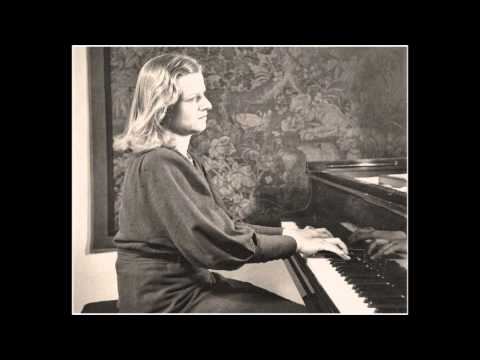 Branka Musulin plays Ravel Piano Concerto in G (from LP)