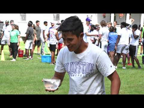 Bluffton University Welcome Week 2019