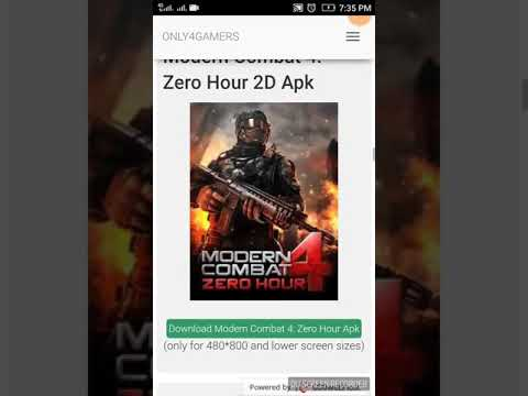 Site To Download 2d Gameloft Games