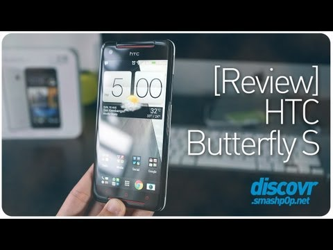 Review: HTC Butterfly S in Malaysia