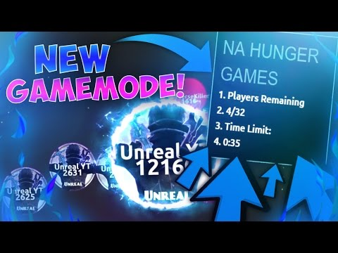 *NEW* ALIS.IO GAMEMODE! HUNGER GAMES GAMEMODE! + COLOURED NAME GIVEAWAY! HUNGER GAMES GAMEPLAY!