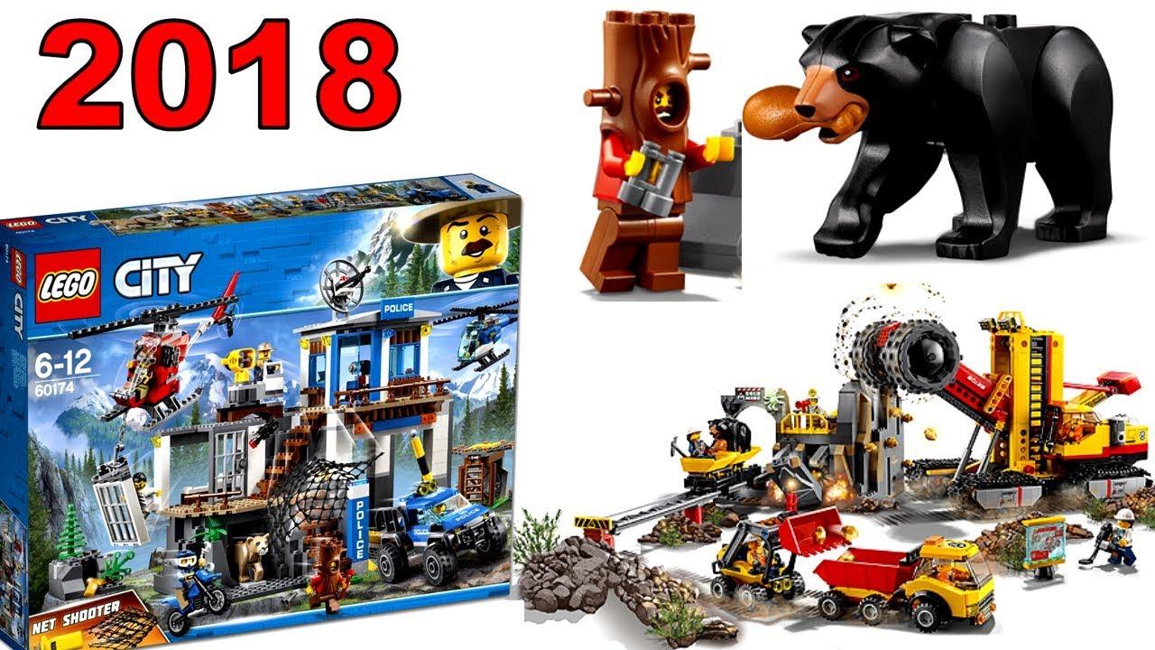 Лего сити полиция обзор