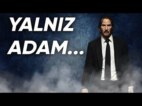 YALNIZ ADAM!!! - KEANU REEVES   'ACI ŞEKİL DEĞİŞTİRİR ASLA BİTMEZ'