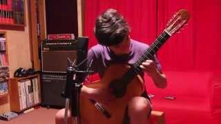 Iosif Constantinescu plays Study Op 6, No  6,  by Fernando Sor