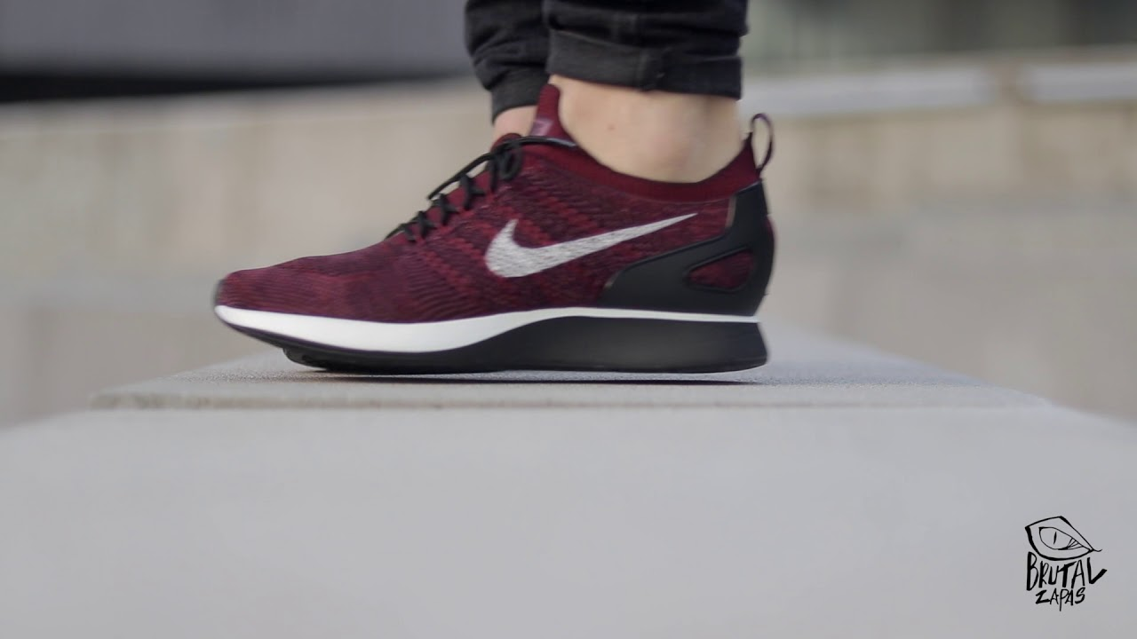 huge selection of good texture undefeated x REVIEW NIKE AIR ZOOM MARIAH FLYKNIT RACER - 918264 600