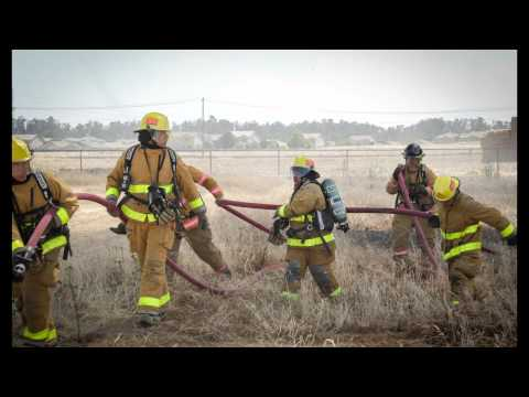 2015 Merced College Fire Academy