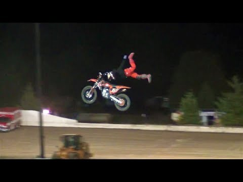 Monster Slam 17 FMX @ Grays Harbor Raceway 2017