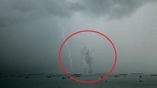5 Quái Vật Khổng Lồ Cthulhu Xuất Hiện Được Camera Quay Lại || 5 Cthulhu Caught On Camera