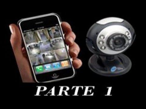Crear Sistema De Seguridad Con Camaras Web Para Ver Desde Android