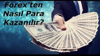 Forex Nedir? Forex'ten Nasıl Para Kazanılır ?