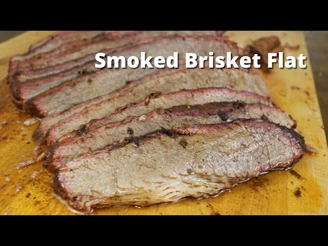 Easy Smoked Brisket Recipe How To Smoke A Beef Briske
