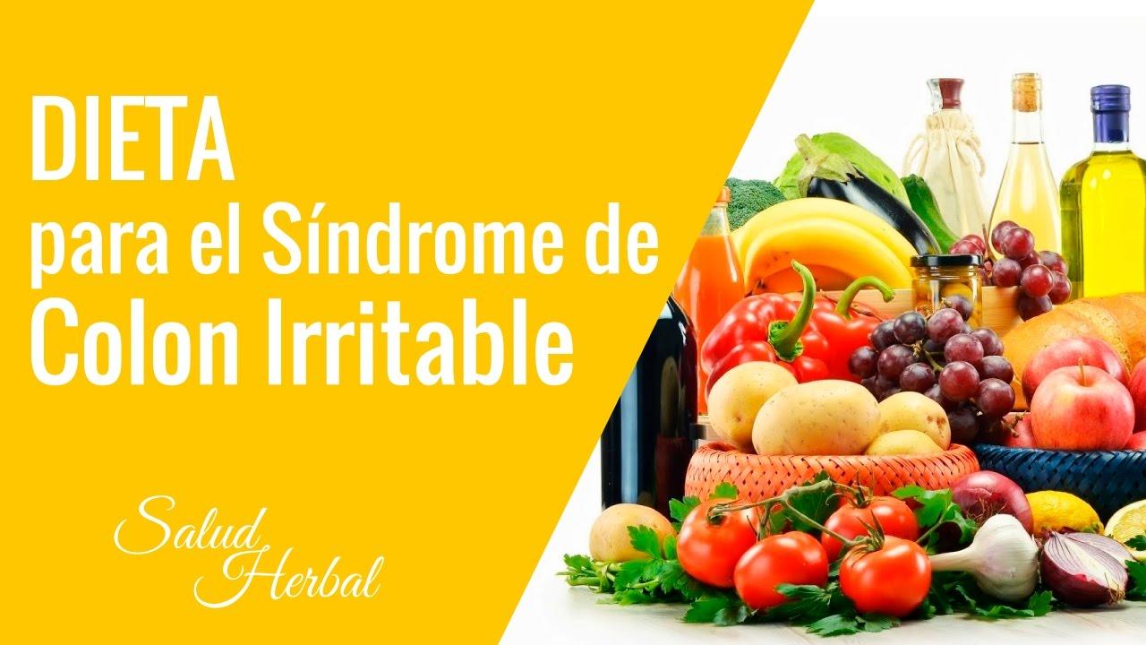 Dieta para el colon inflamado y gastritis