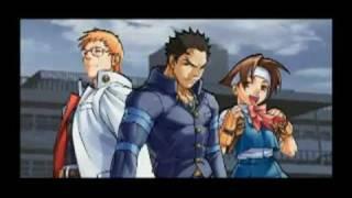 Rival Schools 2 (PSX intro)