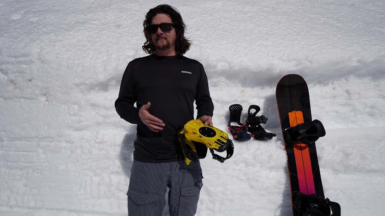 ROSSIGNOL COBRA SNOWBOARD BINDING