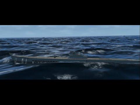 Let's Play Silent Hunter 3 - 10th Flotilla - Patrol 6 - Part 2