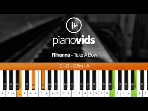 36 Piano Chords Simplified Youtube