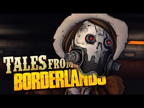 Прохождение Tales from the Borderlands на Русском