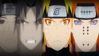 """Naruto & Sasuke Vs Itachi & Pain [AMV]""""Paradise Lost"""" HD 720p"""