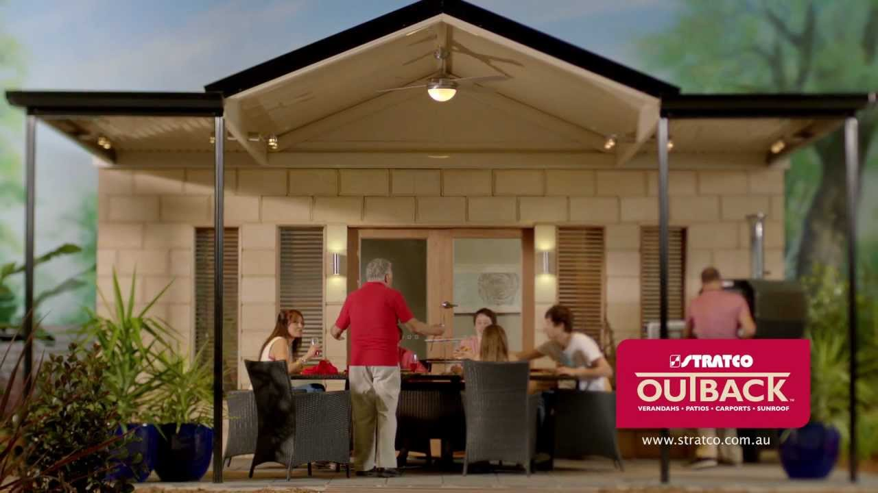 Stratco Outback Gable | More To Life