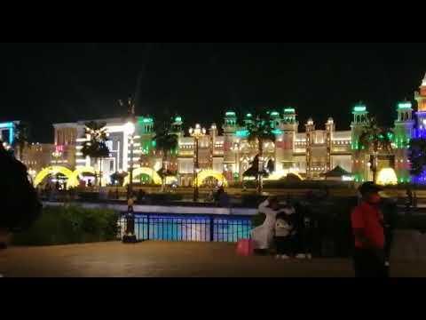 global village Dubai #dubai #unitedarabemarat #india #mumbai