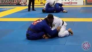 Saulo Ribeiro vs Eduardo Telles - Senior 1 Absolutes Fight 2- 2013 IBJJF Master Senior Worlds