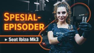 Montering Hjelpebremselys SEAT IBIZA: videoopplæring