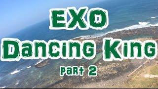 EXO Dancing King Part 2 分解動作舞蹈教學 // dance tutorial//振り付け//踊ってみた // dance cover/practice/Lesson