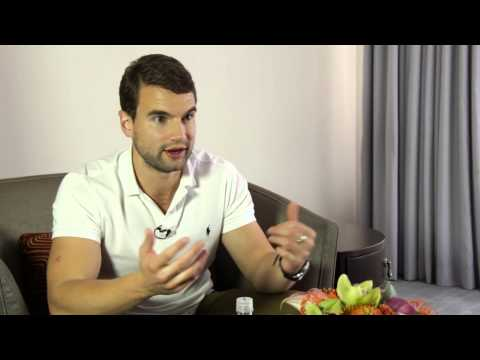 Alex Russell Interview for Cutsnake