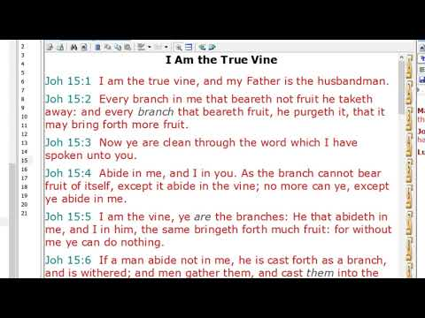 LEARN HOW TO ABIDE IN CHRIST JESUS, YOUR...