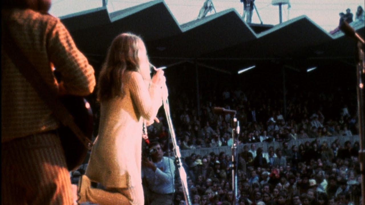 Janis Joplin - Ball & Chain - Monterey Pop