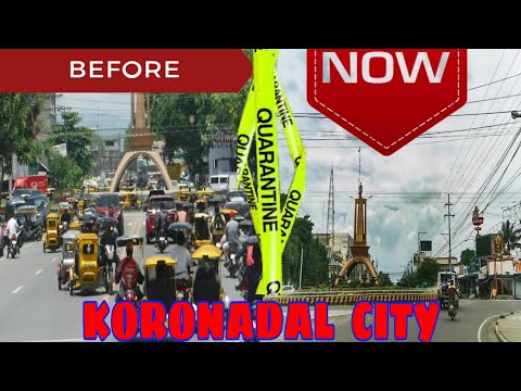 KORONADAL CITY WHILE ON QUARANTINE!