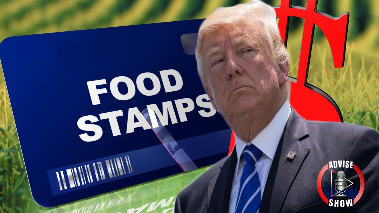 Trump On Food Stamps And Section