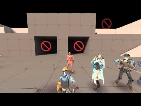 Client Mod: Robot Backstab Animations