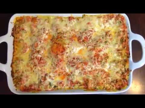 Lasagna With Ricotta Cheese