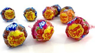 Chupa Chups Mini Candys for Kids LolliPops