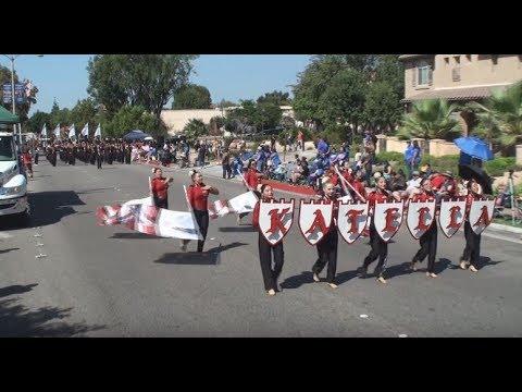 Katella HS - The Thunderer - 2017 Duarte Route 66 Parade