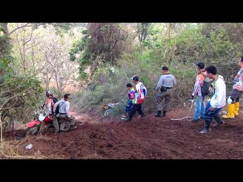 Hanya Indonesia - Gas Track, tebing aja bisa