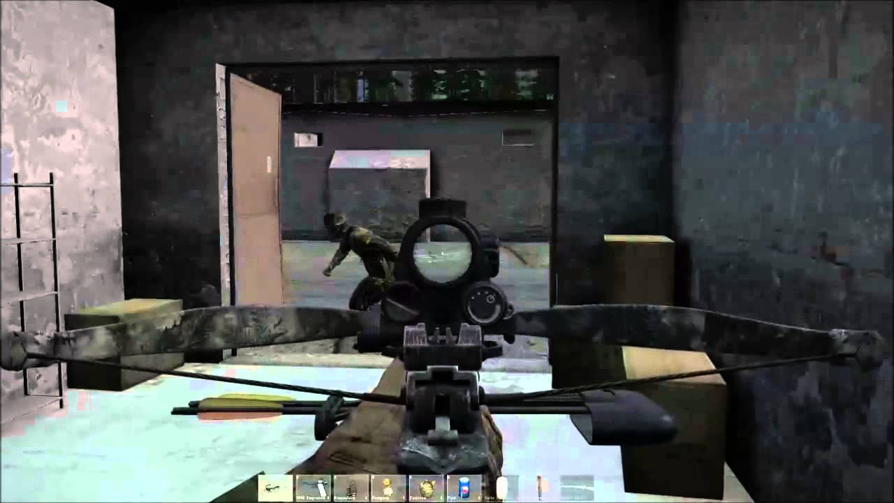 Download Crossbow in DayZ Standalone