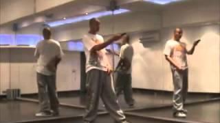 Урок клубных танцев для мужчин №1