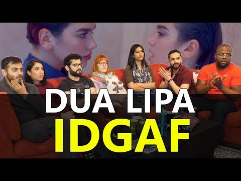 Group Reaction - Dua Lipa - IDGAF