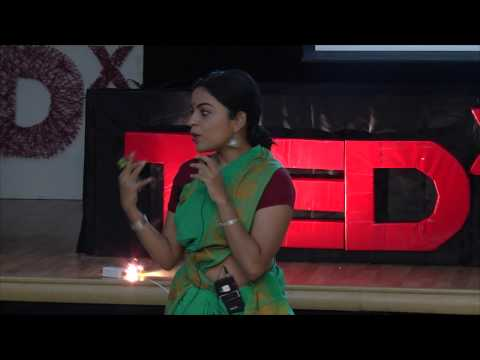 Creating Change Through Dance | Ashwini Raghupathy | TEDxVITVellore