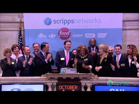 Scripps Networks Interactive Celebrates Food Network's Milestone 20th Birthday