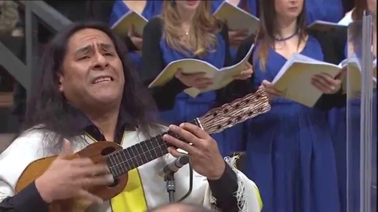 Misa Criolla en el Vaticano - Gloria