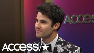Darren Criss Is 'Over The Moon' About His 2019 Golden Globes Win | Access