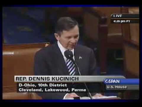 Kucinich: Articles of Impeachment 2.