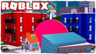 🤘 DESTRUCT ALL CITY WITH MY MEGA BOLA IN ROBLOX!