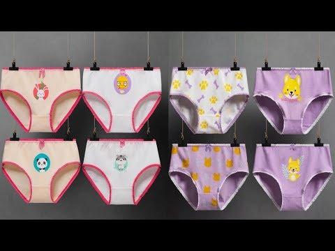 Нижнее белье для девочек детское нижнее белье #AliExpress #распродажа #посылка